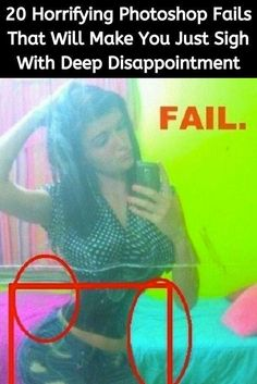 20 Horrifying Photoshop Fails That Will Make You Just Sigh With Deep Disappointment Funny Pins, Funny Memes, Hilarious, Photoshop Fail, Viral Trend, Star Print, Disappointment, My World, Fails