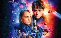 WALLPAPERS HD: Valerian and the City of a Thousand Planets