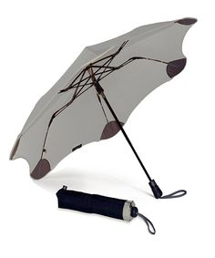 Blunt XS Metro is the ultimate balance of portability and performance for a compact umbrella This 2-stage model is the strongest collapsible umbrella around