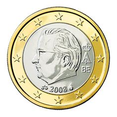 Belgium: Euro Coin (Most Recent Version)