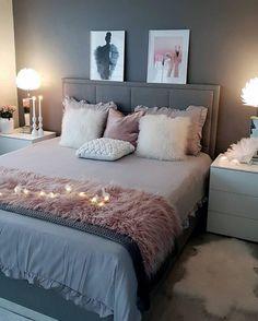 Inspiring Modern Bedroom Design Ideas and Decoration ! Part bedroom design; Room Design Bedroom, Room Ideas Bedroom, Home Room Design, Small Room Bedroom, Teen Bedroom Designs, Home Decor Bedroom, Bedroom Curtains, Bedroom Furniture, Bedroom Decor For Teen Girls