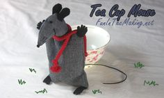 MYO Tea Cup Mouse complete