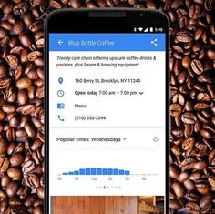 Google's New Update Tells You When Places are Busiest — Design News