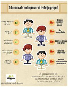 Psicologo Quito | 5 formas de entorpecer un trabajo grupal