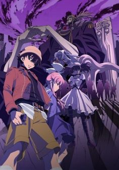 "Mirai Nikki (Future Diary). This anime was super interesting. I started watching it out of all of the popularity it was getting. After the first couple of episodes, I began to ask myself ""what in the heck am I watching?"" It takes you through a whirlwind o"