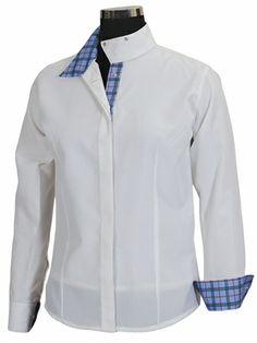 The Lexington Horse - Equine Couture Isabel CoolMax Show Shirt, $44.95 (http://www.lexingtonhorse.com/equine-couture-isabel-coolmax-show-shirt/)