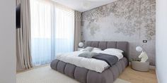 100 beautiful bedrooms and their dreamy interior decor Latest Bedroom Design, Modern Bedroom Design, Ideas Hogar, Luxurious Bedrooms, Beautiful Bedrooms, Contemporary Decor, Interior Design Living Room, Bedroom Decor, Home Decor