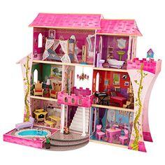 KidKraft Once Upon A Time Dollhouse KidKraft http://www.amazon.com/dp/B00NHUVMDY/ref=cm_sw_r_pi_dp_DOdlwb06X8DQ2