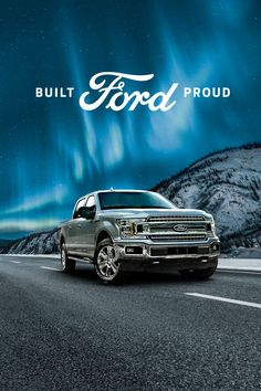 See how we're building the future today. Lifted Trucks, Ford Trucks, Pickup Trucks, Pinterest Advertising, Car Advertising, Ford F150 King Ranch, Winning Lottery Numbers, Ford Girl, Actions Speak Louder Than Words