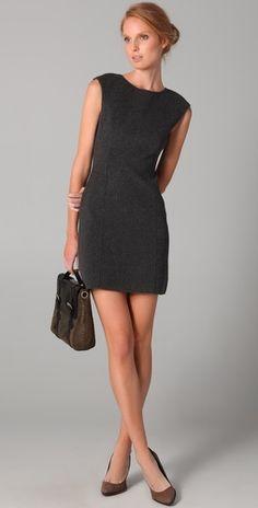 Fesia dress #grey #dress