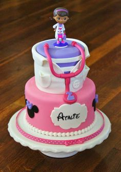 Doc McStuffins/Minnie Mouse birthday