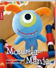 Buch - Monster-Mania