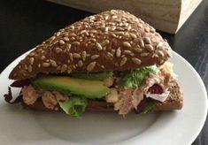 Broodje tonijnsalade a la La Place