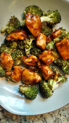 21 Day Fix - General Tso's Chicken