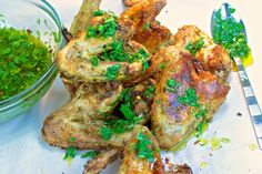 Probably the simplest roasted chicken recipe I've ever created. Here ya go!!!  3 pounds of chicken wings 1 tablespoon of Kosher salt 1 teaspoon of black pepper 1 tablespoon of garlic powder 1...