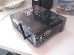 DIY Paper Tray Computer Case