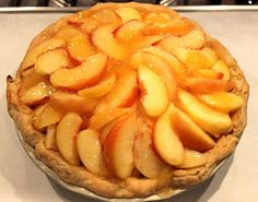 Tasty Treats: Fresh Peach Pie