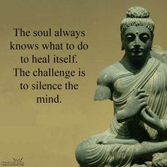 So the things that make u think too much, worried... do not bring peace & rest to ur soul. Only 1 case: too too much thinking makes u decide not think any more.