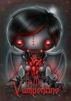 Frightlings: Be My Valentine!   Viktor Vampling.