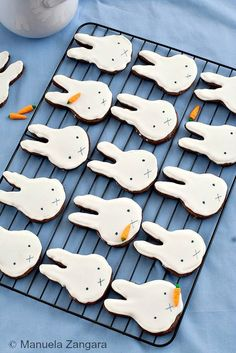 Miffy Chocolate Cookies, oh these are rather lovely!