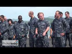 USS Nimitz shore leave in Phuket - YouTube - VIDEO posted 06/12/2013