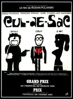 Cul-de-sac (1966) by Roman Polanski at Bio Ponrepo