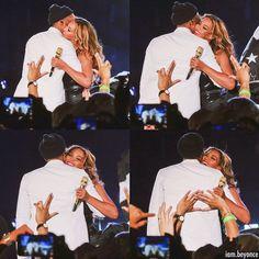 OTR Tour Beyoncé & Jay Stade de France Paris 13.09.2014