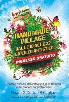 HandMade Spring Edition a Cagliari