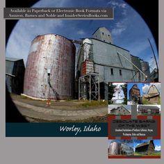 #Idaho, #Montana, #Oregon, #Idaho, #barn, #rural, #farm, #farmhouse, #farming, #cattle, #ranch, #agriculture, #plains, #country, #countryside, #abandonedplaces, #silo