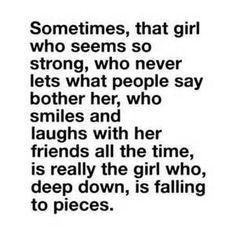 sayings #deep #sad #life #girl