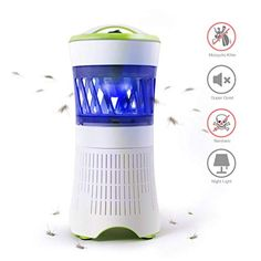 Shop For Cheap Mosquito Killer Lamp Bug Zapper Anti Mosquito Trap Flies Usb Muggen Insect Killer Led Uv Night Light Electric Repellents Lamps Rapid Heat Dissipation Lights & Lighting