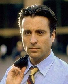 Andy Garcia was born with a conjoined twin attached to his shoulder. Doctors surgically removed the unformed fetus when Garcia was a toddler and still too young to remember the ordeal. Andy Garcia, Sean Penn, Catherine Deneuve, Actrices Hollywood, Miles Davis, Robert Redford, Clive Owen, Man In Love, Famous Faces