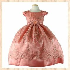 Baby and girls dresses.different colors holiday.birthday.church dress up