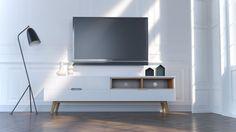 Nilsson TV Stand | Mid-Century Modern | Kure Collection