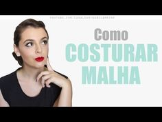 Valdirene Gomes shared a video Karina Belarmino, Cross Stitching, Cross Stitch Embroidery, Lose Love Handles, Reduce Belly Fat, Sewing Hacks, Sewing Patterns, Patches, Youtube
