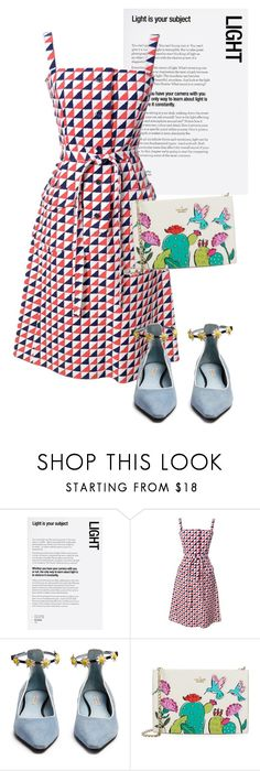 """""""dress"""" by masayuki4499 ❤ liked on Polyvore featuring Urban Outfitters, Givenchy, Fabrizio Viti and Kate Spade"""