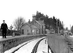 Disused Stations: Lambley Station