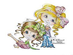 INSTANT DOWNLOAD Digital Digi Stamps Big Eye Big Head Dolls NEW Besties  Giggle Box Bestie Girls By Sherri Baldy by SherriBaldy on Etsy https://www.etsy.com/ca/listing/489261111/instant-download-digital-digi-stamps-big