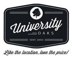 University Oaks #tshirt #design