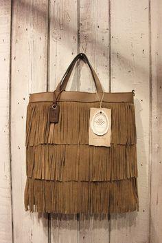 Handmade Italian Fringe Bag  FRINGE LIMITED by LaSellerieLimited