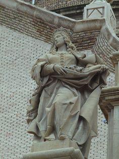 Vagacosmos, Plaza del Pilar, Sta. Isabel