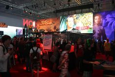 Trion Worlds Booth