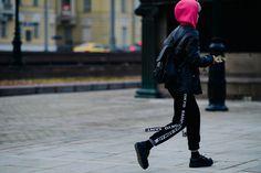 Sasha Panika | Moscow via Le 21ème