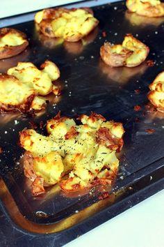Patates écrasées