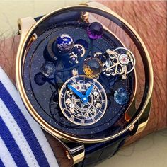 REPOST!!! Like if you think this watch is amazing ! Photo Credit: Instagram ID @watches.fashion_