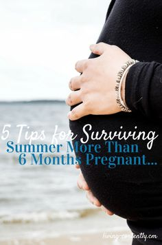 The heat of summer and pregnancy make a difficult combo, but you too can survive. Use these tips for surviving summer, and you might just enjoy it, too.