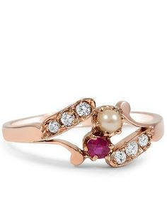 Rose Gold Sedona Ring