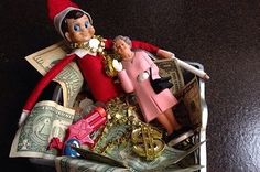 Most up-to-date Screen 23 Hilariously Naughty Elf On The Shelf Ideas That Definitely Are . Popular 23 Hilariously Naughty Elf On The Shelf Ideas That Definitely Are … Christmas Art For Kids, Funny Christmas Ornaments, Christmas Tale, Christmas Activities, Christmas Traditions, Christmas Humor, Christmas Decorations, Holiday Decor, Disney Ornaments