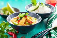 Pad thai nouilles de riz aux crevettes et aux poulet Read more at http://cuisine.notrefamille.com/recettes-cuisine/pad-thai-nouilles-de-riz-aux-crevettes-et-aux-poulet- Faites cuire les nouilles selon le mode d'emploi indiqué sur le paquet. Égouttez-les.<l...