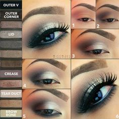 naked 2 palette looks - Google Search